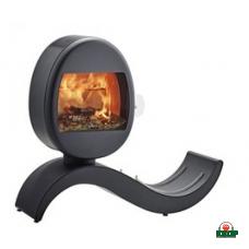 Купить Каминная печь Scan 66-5 S-SHAPE BP - черный, заказать Каминная печь Scan 66-5 S-SHAPE BP - черный по низким ценам 93 960 грн. ₴