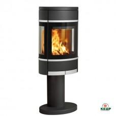 Купить Каминная печь Scan 68-10 ВР - черный, заказать Каминная печь Scan 68-10 ВР - черный по низким ценам 121 477 грн. ₴