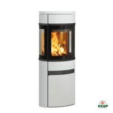 Купить Каминная печь Scan 68-11 - белый, заказать Каминная печь Scan 68-11 - белый по низким ценам 122 442 грн. ₴