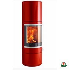 Купить Каминная печь Scan 83-4 Maxi GLR - красный, заказать Каминная печь Scan 83-4 Maxi GLR - красный по низким ценам 110 235 грн. ₴