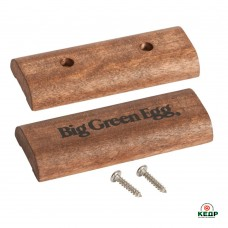 Купити Ручка дерев'яна для Big Green Egg XL, L, замовити Ручка дерев'яна для Big Green Egg XL, L за низькими цінами 640 грн. ₴