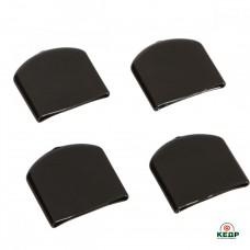 Купити Набір захисних накладок на ніжки підставки для гриля MiniMAX, замовити Набір захисних накладок на ніжки підставки для гриля MiniMAX за низькими цінами 150 грн. ₴