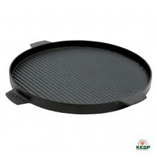 Купити Сковорода для гриля чавунна Big Green Egg, замовити Сковорода для гриля чавунна Big Green Egg за низькими цінами 3000 грн. ₴