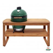 Купить Стол из акации для Big Green Egg L, заказать Стол из акации для Big Green Egg L по низким ценам 26 900 грн. ₴