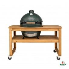 Купити Стіл з акації для Big Green Egg XL, замовити Стіл з акації для Big Green Egg XL за низькими цінами 29900 грн. ₴