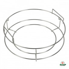 Купить Решетка одноуровневая для гриля L, стальная, заказать Решетка одноуровневая для гриля L, стальная по низким ценам 2 700 грн. ₴