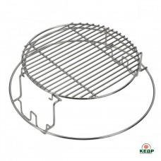Купить Решетка двухуровневая для гриля L, стальная, заказать Решетка двухуровневая для гриля L, стальная по низким ценам 4 700 грн. ₴