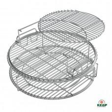 Купить Решетка на 5 уровней для гриля L, стальная, заказать Решетка на 5 уровней для гриля L, стальная по низким ценам 8 900 грн. ₴