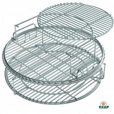 Купить Решетка на 5 уровней для гриля XL, стальная, заказать Решетка на 5 уровней для гриля XL, стальная по низким ценам 12 900 грн. ₴