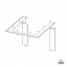 Купить HU3LF RAM11 - рамка декоративная стандарт, заказать HU3LF RAM11 - рамка декоративная стандарт по низким ценам 4 187 грн. ₴