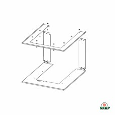 Купить HU3LF RAM12 - рамка декоративная стандарт, заказать HU3LF RAM12 - рамка декоративная стандарт по низким ценам 165€