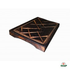 Купить Дошка прямоугольная с канавкой 20*30 дуб, заказать Дошка прямоугольная с канавкой 20*30 дуб по низким ценам 390 грн. ₴