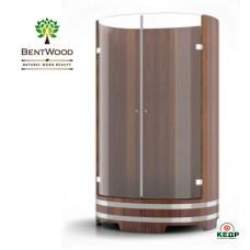 Купить Душевая кабина Bentwoodсо стеклянными дверцами, темная, заказать Душевая кабина Bentwoodсо стеклянными дверцами, темная по низким ценам 3 119 грн. ₴