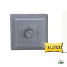 Купити Дверцята ревізійна чавунна DKR1 H1701, замовити Дверцята ревізійна чавунна DKR1 H1701 за низькими цінами 783 грн. ₴