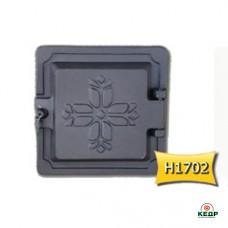 Купить Дверца ревизионная чугунная DKR2 H1702, заказать Дверца ревизионная чугунная DKR2 H1702 по низким ценам 783 грн. ₴