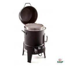 Купить Газовая коптильня Char-Broil Big Easy Smoker, заказать Газовая коптильня Char-Broil Big Easy Smoker по низким ценам 14 990 грн. ₴