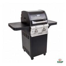 Купить Газовый гриль Saber CAST 330 Black, заказать Газовый гриль Saber CAST 330 Black по низким ценам 48 990 грн. ₴