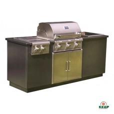 Купити Гриль-кухня Saber EZ Kitchen — I Series, замовити Гриль-кухня Saber EZ Kitchen — I Series за низькими цінами 339990 грн. ₴
