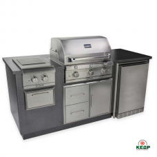 Купить Гриль-кухня Saber EZ Kitchen — R Series, заказать Гриль-кухня Saber EZ Kitchen — R Series по низким ценам 389 990 грн. ₴