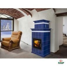 Купить BARACCA 1N TV - кафельный камин со встроенным водяным теплообменником, заказать BARACCA 1N TV - кафельный камин со встроенным водяным теплообменником по низким ценам 5 099€