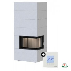 Купить Каминная система Brunner BSG 02 right с водяным контуром + EAS, заказать Каминная система Brunner BSG 02 right с водяным контуром + EAS по низким ценам 14 474 грн. ₴