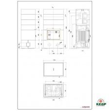 Купить Каминная система Brunner BSG с дополнительной аккумуляцией сверху + EAS, заказать Каминная система Brunner BSG с дополнительной аккумуляцией сверху + EAS по низким ценам 10 311€