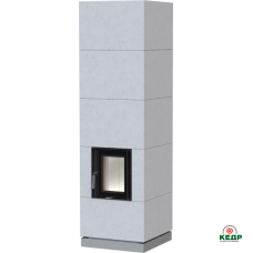 Купить Каминная система Brunner KSO 25 q with thermal concrete cladding, заказать Каминная система Brunner KSO 25 q with thermal concrete cladding по низким ценам 5 238€