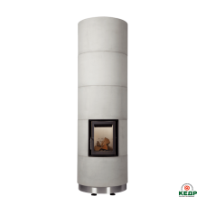 Купить Каминная система Brunner KSO 25 r with thermal concrete cladding, заказать Каминная система Brunner KSO 25 r with thermal concrete cladding по низким ценам 5 154€