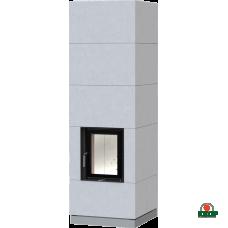 Купить Каминная система Brunner KSO 33 q with thermal concrete cladding, заказать Каминная система Brunner KSO 33 q with thermal concrete cladding по низким ценам 6 090€