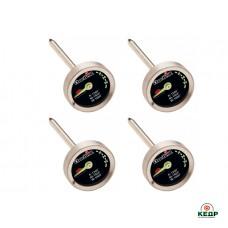 Купить Комплект из 4 термометров, заказать Комплект из 4 термометров по низким ценам 18€