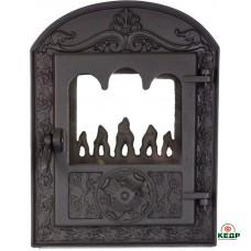 Купить Печные дверцы DELTA Barokk 380х500, заказать Печные дверцы DELTA Barokk 380х500 по низким ценам 134€