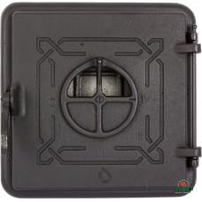 Купить Печные дверцы DELTA Domino 265х265, заказать Печные дверцы DELTA Domino 265х265 по низким ценам 39€