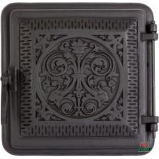 Купить Печные дверцы DELTA Fiona 255x255, заказать Печные дверцы DELTA Fiona 255x255 по низким ценам 1 595 грн. ₴