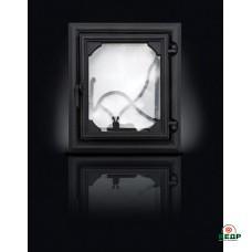 Купить Печные дверцы DELTA Lira 360х420, заказать Печные дверцы DELTA Lira 360х420 по низким ценам 3 654 грн. ₴