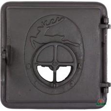 Купить Печные дверцы DELTA Nimrod 255х255, заказать Печные дверцы DELTA Nimrod 255х255 по низким ценам 1 566 грн. ₴