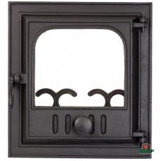 Купить Печные дверцы DELTA Novella 360х390, заказать Печные дверцы DELTA Novella 360х390 по низким ценам 114€