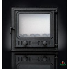 Купить Печные дверцы DELTA Toszka 480x465, заказать Печные дверцы DELTA Toszka 480x465 по низким ценам 168€