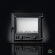 Купить Печные дверцы DELTA Toszka 500х500, заказать Печные дверцы DELTA Toszka 500х500 по низким ценам 168€
