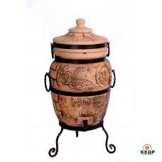 Купить Тандыр модель №2 (Птица), заказать Тандыр модель №2 (Птица) по низким ценам 3 613 грн. ₴