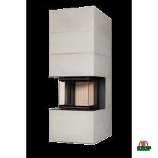 Купить Теплоаккумулирующий камин Brunner BSK 10 Panorama 42/42/42/42, заказать Теплоаккумулирующий камин Brunner BSK 10 Panorama 42/42/42/42 по низким ценам 7 720€