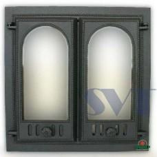 Купить Топочные дверцы SVT-400, заказать Топочные дверцы SVT-400 по низким ценам 11 455 грн. ₴