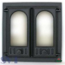 Купить Топочные дверцы SVT-401, заказать Топочные дверцы SVT-401 по низким ценам 216€