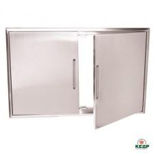 Купить Вбудовані подвійні дверцята SABER, заказать Вбудовані подвійні дверцята SABER по низким ценам 22 990 грн. ₴