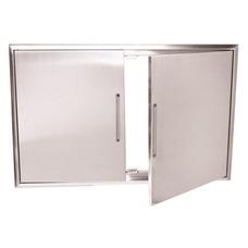 Вбудовані подвійні дверцята SABER