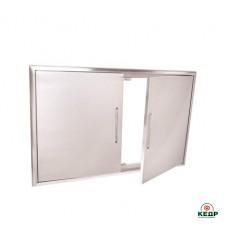 Купити Вбудовані подвійні дверцята SABER, замовити Вбудовані подвійні дверцята SABER за низькими цінами 17490 грн. ₴