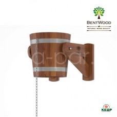 Купить Ведро-водопад Bentwood 12 л, темное, заказать Ведро-водопад Bentwood 12 л, темное по низким ценам 185 грн. ₴
