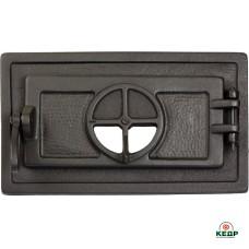 Купить Зольные дверцы DELTA Dali 340х200, заказать Зольные дверцы DELTA Dali 340х200 по низким ценам 1 682 грн. ₴